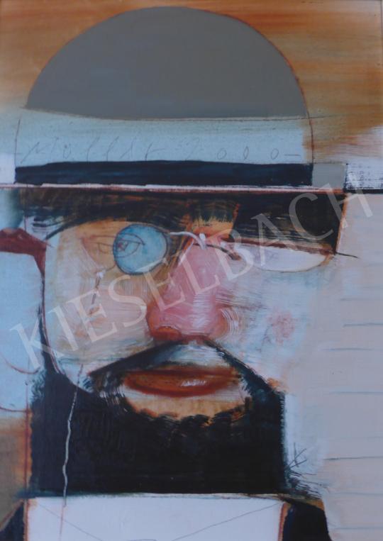 Müller Árpád - Lautrec, 2000 festménye