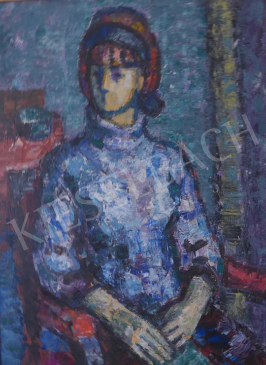 Eladó  Vén Emil - Zsuzsi festménye