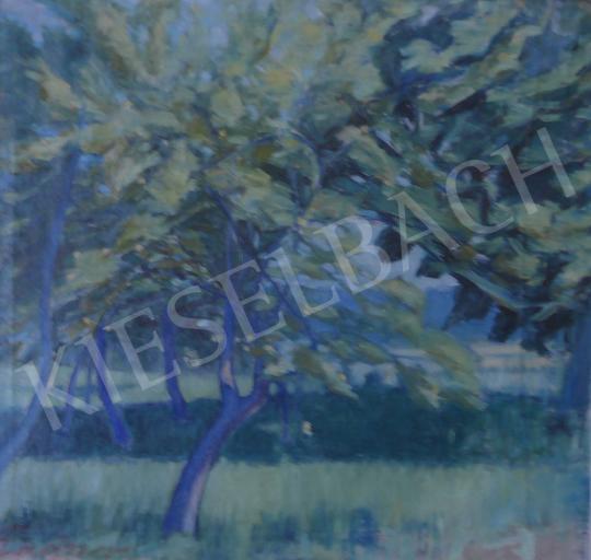 Lahner, Emil - Trees painting
