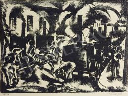 Gábor, Jenő - Factory, 1922
