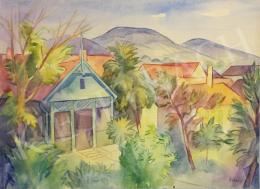 Gábor, Jenő - Gardens, Hills