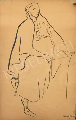 Szántó Piroska - Mozgásban, 1940