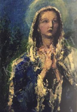 Náray Aurél - Szűz Mária