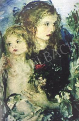 Náray Aurél - Lány Cupidoval