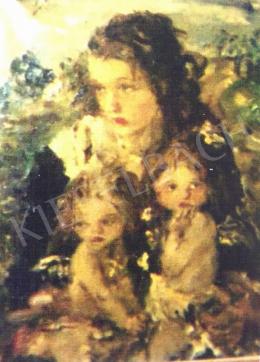Náray Aurél - Lány két Puttóval