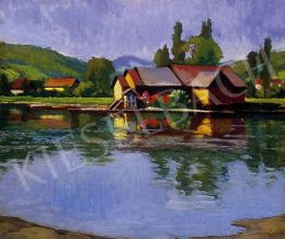 Balla, Béla - Landscape