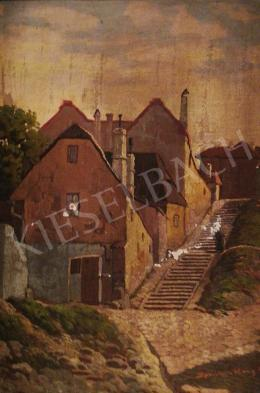 Szentmiklósy Zoltán - Tabáni lépcső