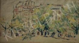 Szalmás Béla - Koratavaszi fények, 1957