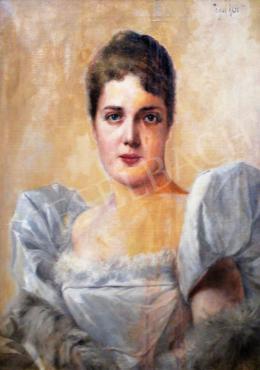 Tolnay Ákos - Elegáns hölgy