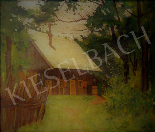For sale Kóbor, Henrik - Forest House 's painting