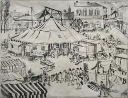 Vadász Endre - Cirkusz