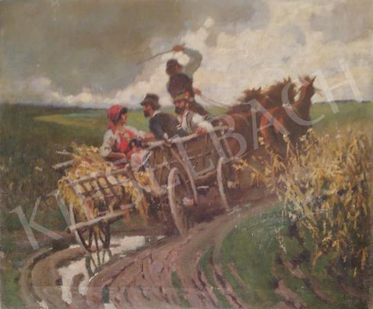 For sale Földes, Imre (Feld Imre) - Homeward 's painting