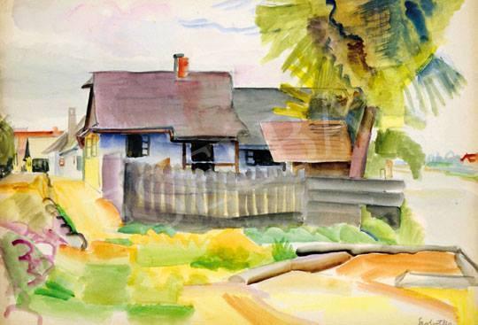 Eladó Szobotka Imre - Beled, 1921 festménye
