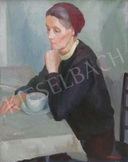 Döbröczöni, Kálmán - Grandmother (A Cup of Caffe)