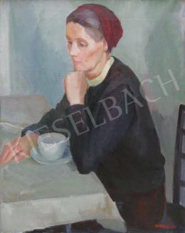 Döbröczöni Kálmán - Nagymama (Egy csésze kávé)
