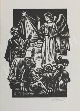 Kékesi László - Jelenés a pásztoroknak