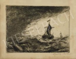 Komjáti-Wanyerka, Gyula (Komjáti Gyula, Wanye - Sea Storm