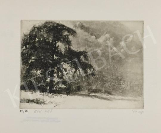 For sale  Varga, Nándor Lajos - Autumn Fog 's painting