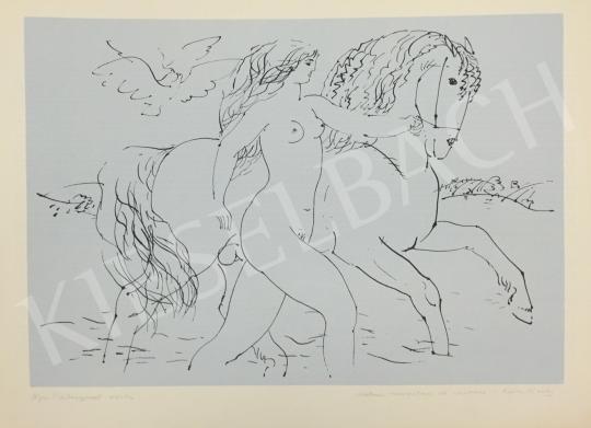 Eladó  Reich Károly - Nyár  festménye