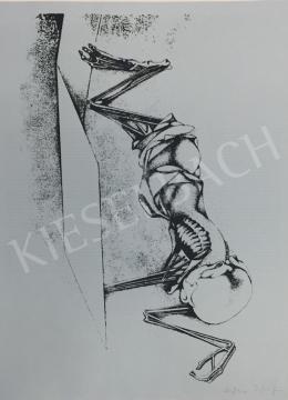Kiss Tibor - Anatómia, 1981