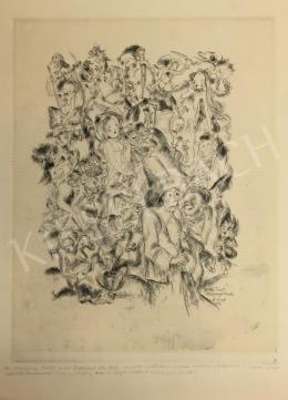 Végh Gusztáv - Goethe: Faust Walpurgis Nacht, 1932