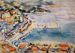 Duray, Tibor - Beach, 1945
