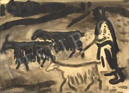 Duray, Tibor - Goatherd, 1939