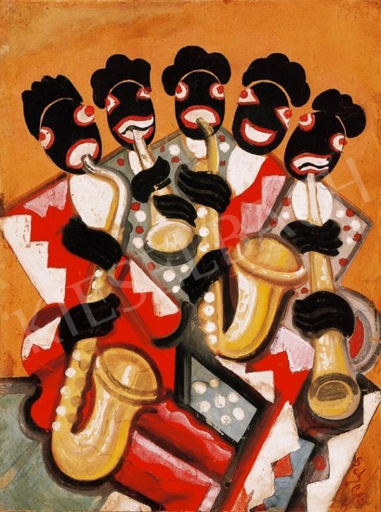 Scheiber Hugó - Jazz Band | 18. Aukció aukció / 1 tétel