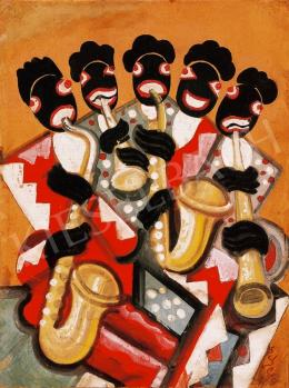 Scheiber Hugó - Jazz Band