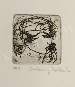 Csohány Kálmán - Női fej