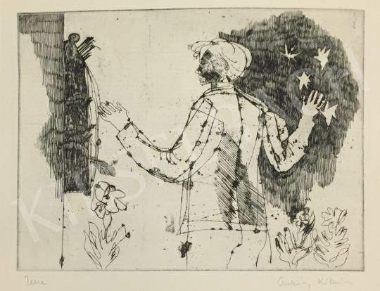 Eladó Csohány Kálmán - Zene festménye