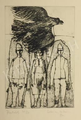 Csohány Kálmán - Fiatalok , 1970