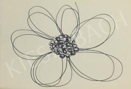 Ismeretlen művész - Virág