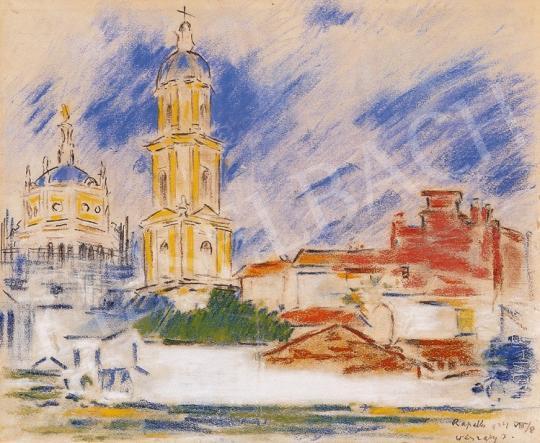 Vaszary János - Rapallo | 18. Aukció aukció / 22 tétel