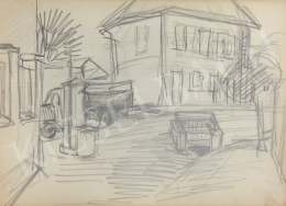 István Húth - Street Scene
