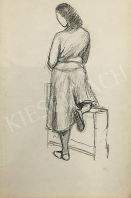 István Húth - Modeling Woman