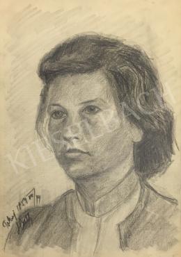 Húth István - Portré