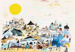 Bornemisza, László (Bornemissza László) - Fairy-Tale Town