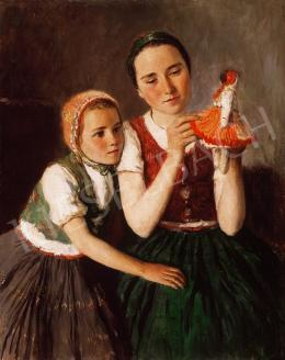 Glatz Oszkár - Bujáki lányok