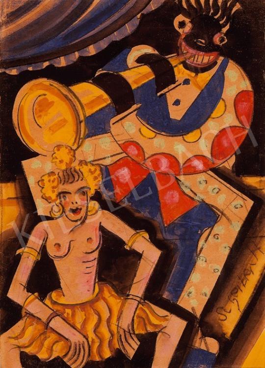 Scheiber Hugó - Mulatóban   18. Aukció aukció / 31 tétel
