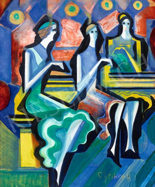Scheiber Hugó - Art deco bár | 58. Tavaszi Aukció aukció / 39 tétel