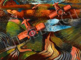 Klie Zoltán - Vörös vasmadarak, 1935