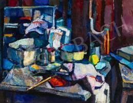 Gruber, Béla - Studio Still-Life, 1961-62