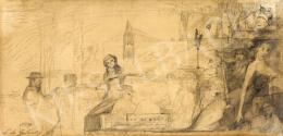 Gulácsy Lajos - A művészet története, 1916-1918 körül