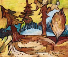 Balázs János - Őszi erdő