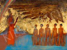 Kondor Béla - Kórus I. (Ezékiel látomása), 1971