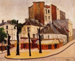 Vörös Géza - Párizs
