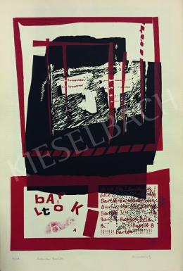 Klimó Károly - Requiem Bartók - Hommage á Bartók (Emlékalbum, 32 lap) Budapest-Paris, 1978-1979