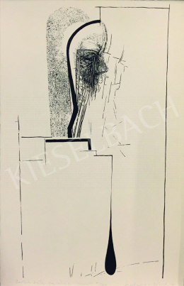 Szabados Árpád - Bartók variációk I. - Hommage á Bartók (Emlékalbum, 32 lap) Budapest-Paris, 1978-1979