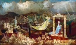 Molnár C., Pál - Annunciation
